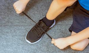 Вуличне дитяче взуття