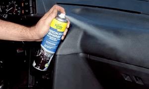 Очищувачі та поліролі для пластику