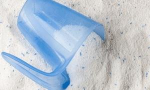 Сухий пральний порошок