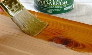 Декоративні та захисні засоби для деревини