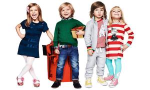 Верхній одяг дитячий