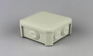 Монтажні та розподільчі коробки