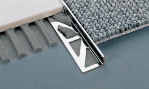 Куточки і профілі для плитки
