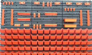 Ящики та органайзери для інструментів