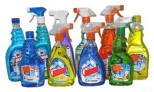 Засоби для миття вікон