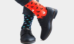 Шкарпетки та гетри чоловічі