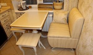 Комплекти м'яких меблів для кухні