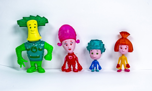 Дитячі ігрові фігурки